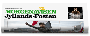 Jyllandsposten logo cut