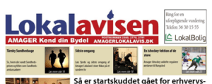 Amager lokalavis logo cut